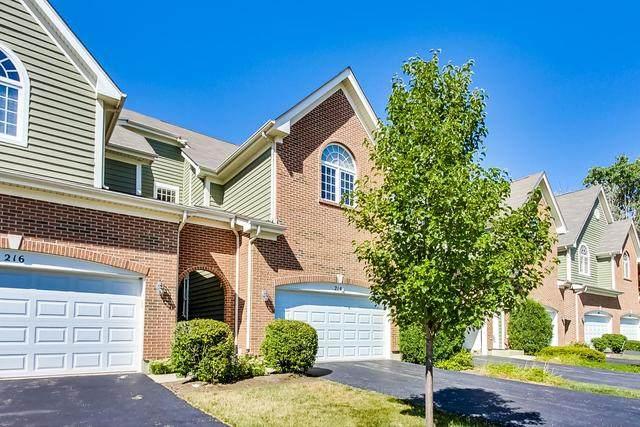 214 W Fairview Way, Palatine, IL 60067 (MLS #10906778) :: John Lyons Real Estate