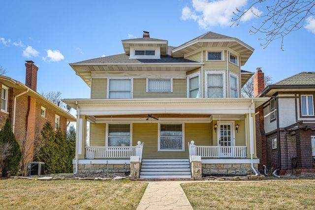 9644 S Longwood Drive, Chicago, IL 60643 (MLS #10906883) :: John Lyons Real Estate