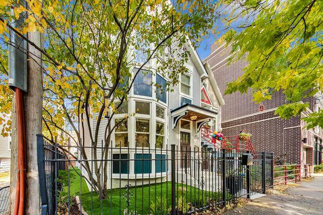 1748 W Cornelia Avenue, Chicago, IL 60657 (MLS #10906904) :: Helen Oliveri Real Estate