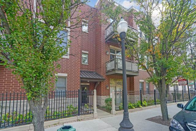 1355 S Halsted Street #111, Chicago, IL 60607 (MLS #10907079) :: The Wexler Group at Keller Williams Preferred Realty