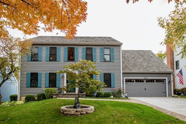 513 Long Hill Road, Gurnee, IL 60031 (MLS #10907140) :: John Lyons Real Estate