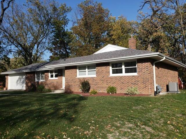 3407 Huntington Terrace, Crete, IL 60417 (MLS #10907182) :: John Lyons Real Estate