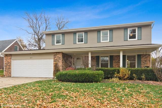 417 S Elm Street, Palatine, IL 60067 (MLS #10907225) :: The Spaniak Team