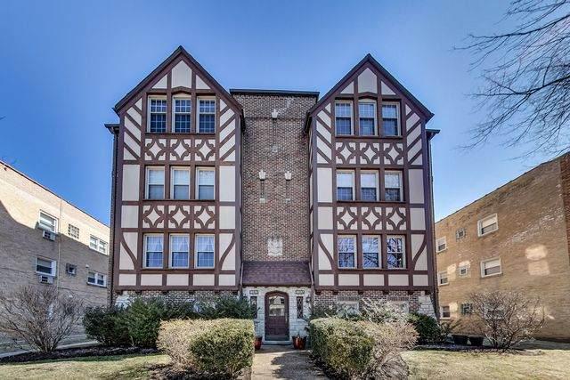 8037 Kenton Avenue 1S, Skokie, IL 60076 (MLS #10907302) :: Helen Oliveri Real Estate