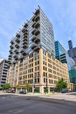 565 W Quincy Street #702, Chicago, IL 60661 (MLS #10907360) :: RE/MAX Next
