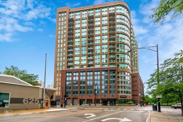 600 N Kingsbury Street #1401, Chicago, IL 60654 (MLS #10907401) :: BN Homes Group