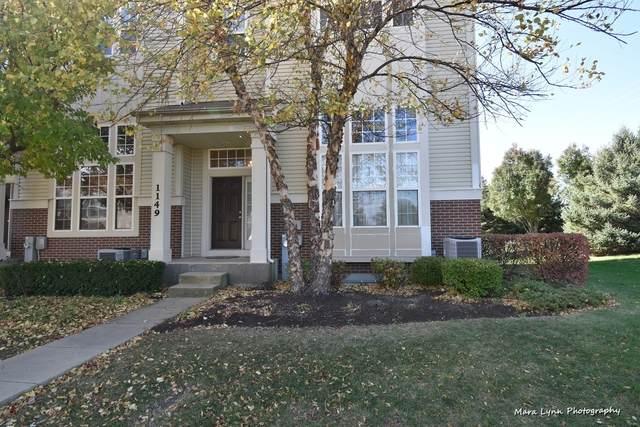 1149 Kilbery Lane #1149, North Aurora, IL 60542 (MLS #10907479) :: BN Homes Group