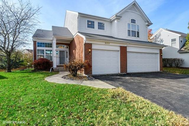 523 Middlebury Drive, Lake Villa, IL 60046 (MLS #10907587) :: John Lyons Real Estate