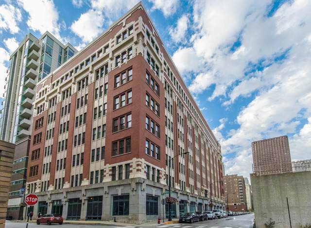 732 S Financial Place #304, Chicago, IL 60605 (MLS #10907708) :: RE/MAX Next