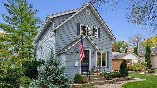 29 S Quincy Street, Hinsdale, IL 60521 (MLS #10907738) :: The Wexler Group at Keller Williams Preferred Realty