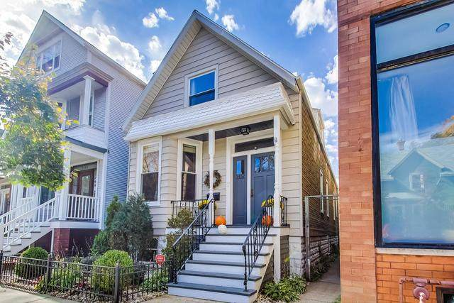 3452 N Damen Avenue, Chicago, IL 60618 (MLS #10907741) :: Lewke Partners