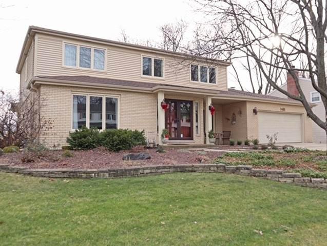 1481 Arrow Wood Lane, Downers Grove, IL 60515 (MLS #10907753) :: Suburban Life Realty