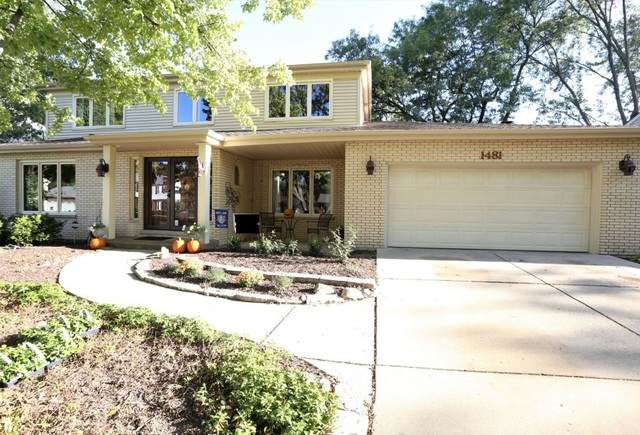 1481 Arrow Wood Lane, Downers Grove, IL 60515 (MLS #10907753) :: Littlefield Group