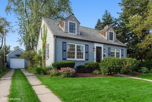 319 45th Street, Western Springs, IL 60558 (MLS #10907787) :: John Lyons Real Estate