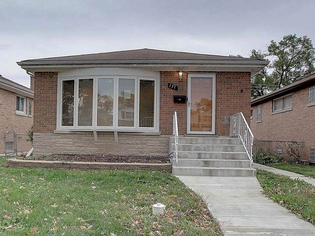 151 Linden Avenue, Bellwood, IL 60104 (MLS #10907873) :: Angela Walker Homes Real Estate Group