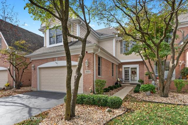 1503 Greenbriar Place #1503, Naperville, IL 60564 (MLS #10907903) :: Littlefield Group