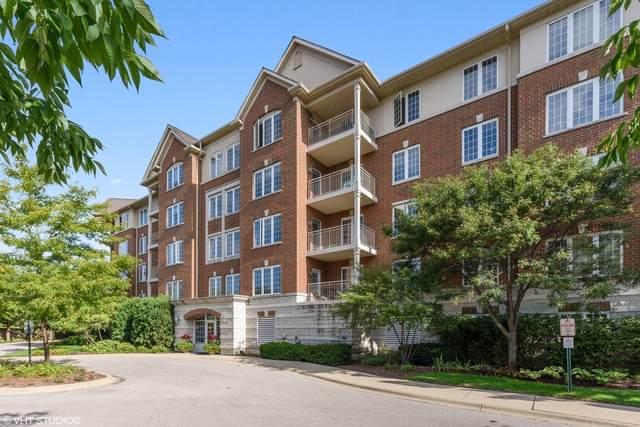 640 Robert York Avenue #105, Deerfield, IL 60015 (MLS #10907974) :: John Lyons Real Estate