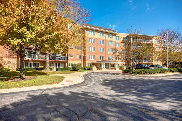 710 Creekside Drive #108, Mount Prospect, IL 60056 (MLS #10908037) :: BN Homes Group