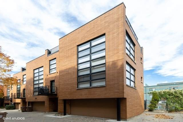 1767 N Hoyne Avenue O, Chicago, IL 60647 (MLS #10908047) :: Property Consultants Realty