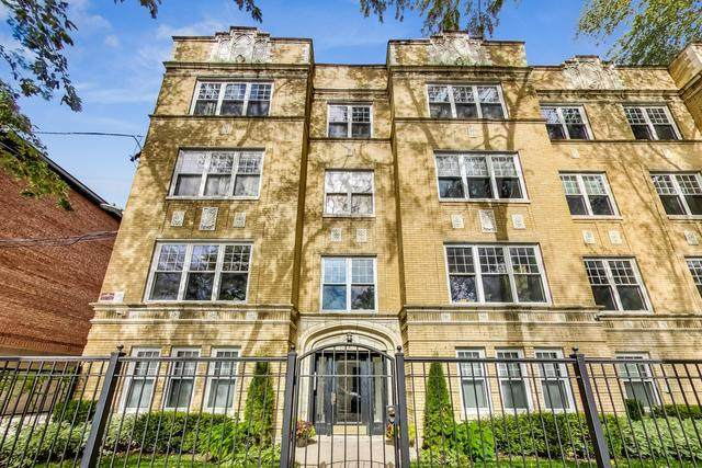1914 W Chase Avenue #106, Chicago, IL 60626 (MLS #10908103) :: Helen Oliveri Real Estate
