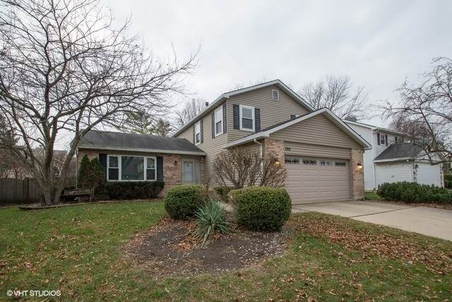 1351 Rose Boulevard, Buffalo Grove, IL 60089 (MLS #10908162) :: BN Homes Group