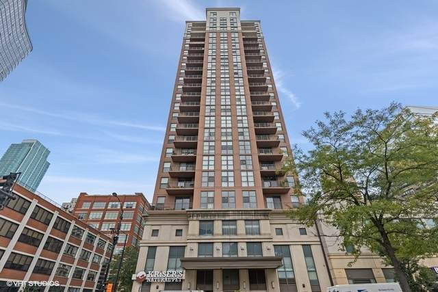 1101 S State Street #706, Chicago, IL 60605 (MLS #10908226) :: RE/MAX Next