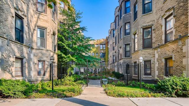 1222 W Jarvis Avenue 3S, Chicago, IL 60626 (MLS #10908377) :: Helen Oliveri Real Estate