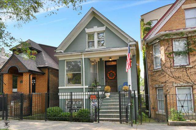 1870 N Hoyne Avenue, Chicago, IL 60647 (MLS #10908424) :: RE/MAX Next