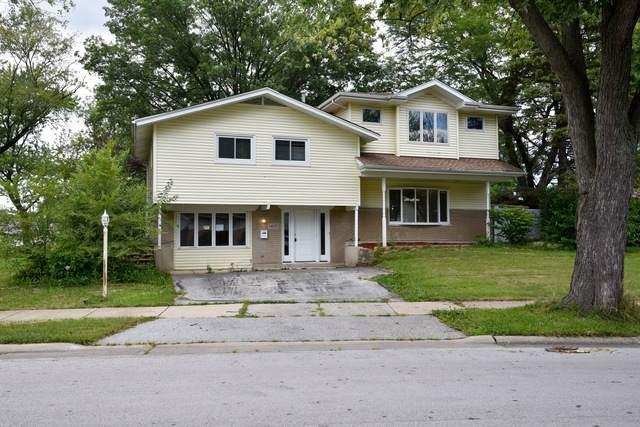 14935 Park Avenue, Oak Forest, IL 60452 (MLS #10908454) :: BN Homes Group