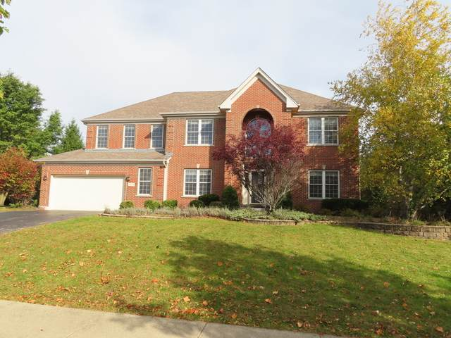 3510 Wintergreen Terrace, Algonquin, IL 60102 (MLS #10908473) :: Littlefield Group