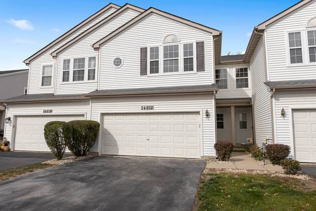 14816 W Victoria Crossing Way, Lockport, IL 60441 (MLS #10909911) :: The Wexler Group at Keller Williams Preferred Realty