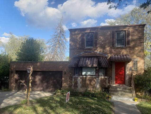 721 Peoria Street, Chicago Heights, IL 60411 (MLS #10909927) :: Property Consultants Realty