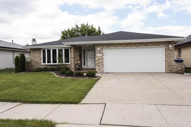 4129 W 93rd Street, Oak Lawn, IL 60453 (MLS #10909944) :: Schoon Family Group