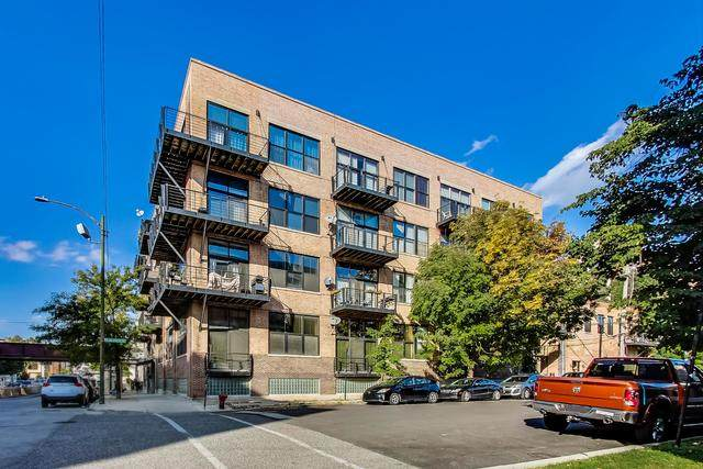 1751 N Western Avenue #404, Chicago, IL 60647 (MLS #10909964) :: RE/MAX Next
