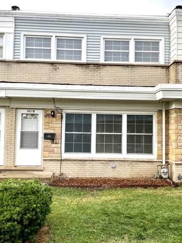 8827 N Washington Street D, Niles, IL 60714 (MLS #10910012) :: Helen Oliveri Real Estate