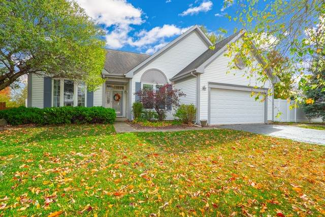 2100 Wattles Court, Plainfield, IL 60586 (MLS #10910064) :: Ryan Dallas Real Estate