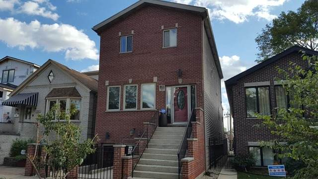 447 W 45th Street, Chicago, IL 60609 (MLS #10910148) :: Suburban Life Realty