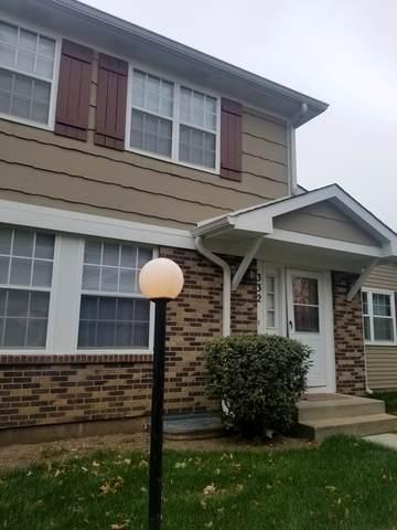 332 Cherrywood Court #1, Vernon Hills, IL 60061 (MLS #10910160) :: Helen Oliveri Real Estate