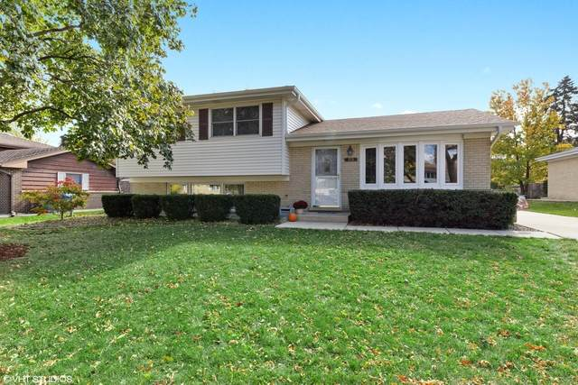 715 Groen Lane, Schaumburg, IL 60193 (MLS #10910180) :: Helen Oliveri Real Estate