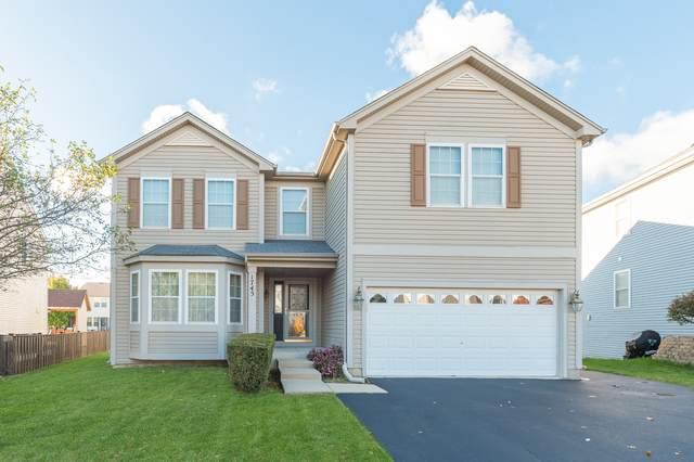 1745 Stonegate Drive, Montgomery, IL 60538 (MLS #10910193) :: Helen Oliveri Real Estate