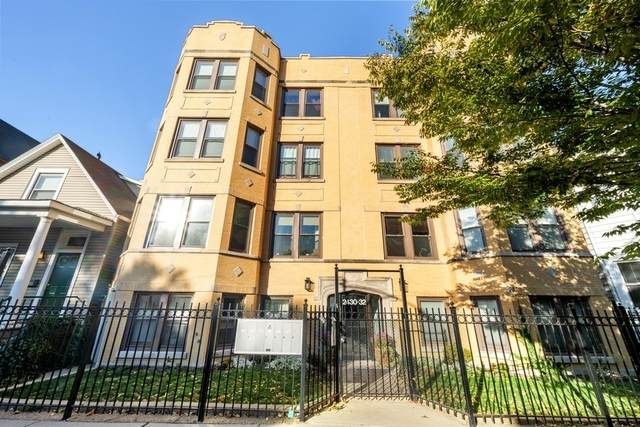 2430 N Washtenaw Avenue 2N, Chicago, IL 60647 (MLS #10910194) :: RE/MAX Next