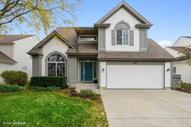 943 Tylerton Circle, Grayslake, IL 60030 (MLS #10910226) :: Angela Walker Homes Real Estate Group