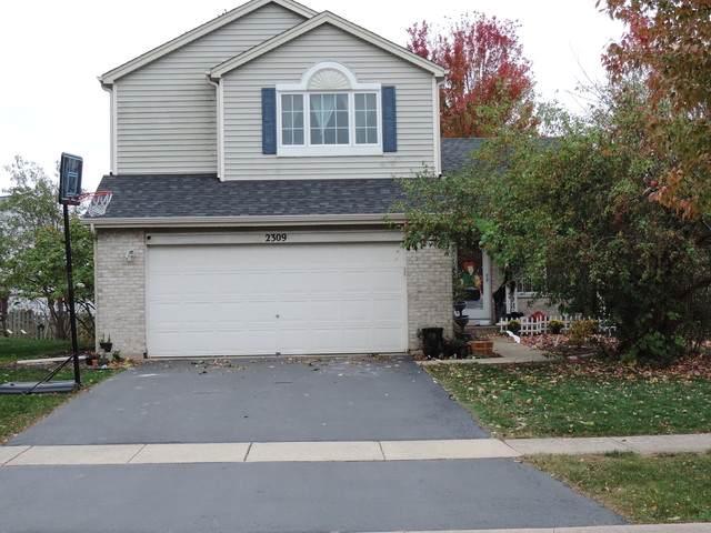 2309 Wesmere Lakes Drive, Plainfield, IL 60586 (MLS #10910281) :: Ryan Dallas Real Estate