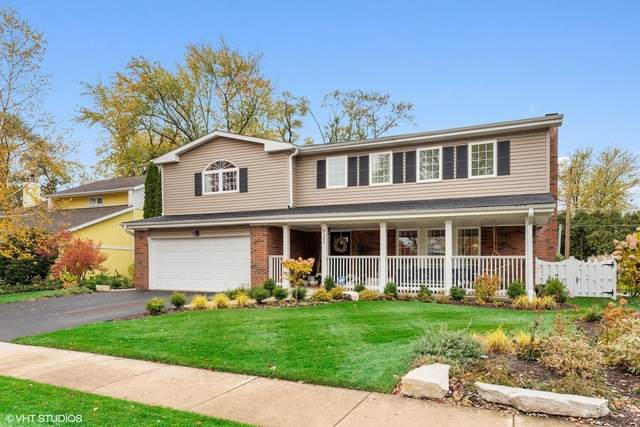 922 S Roosevelt Avenue, Arlington Heights, IL 60005 (MLS #10910370) :: John Lyons Real Estate