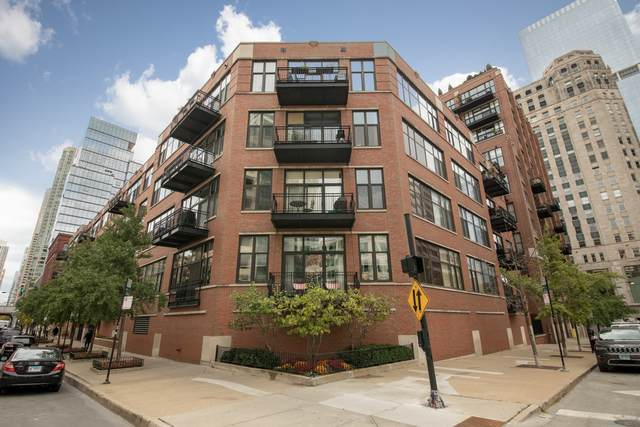 333 W Hubbard Street 2G, Chicago, IL 60654 (MLS #10910397) :: John Lyons Real Estate