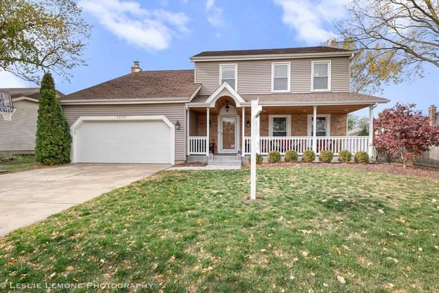 1538 Scottdale Circle, Wheaton, IL 60189 (MLS #10910434) :: The Wexler Group at Keller Williams Preferred Realty
