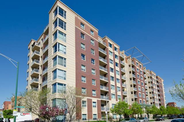 100 N Hermitage Avenue #712, Chicago, IL 60612 (MLS #10910449) :: BN Homes Group