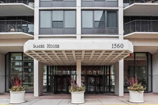 1560 N Sandburg Terrace #615, Chicago, IL 60610 (MLS #10910477) :: RE/MAX Next