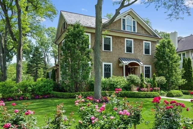 350 Melrose Avenue, Kenilworth, IL 60043 (MLS #10910489) :: Helen Oliveri Real Estate