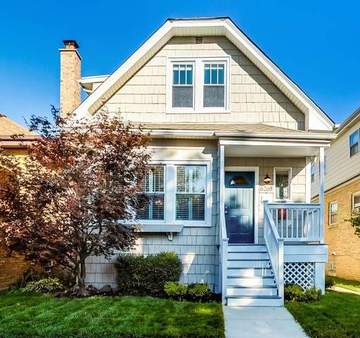 6268 W Hyacinth Street, Chicago, IL 60646 (MLS #10910497) :: Helen Oliveri Real Estate